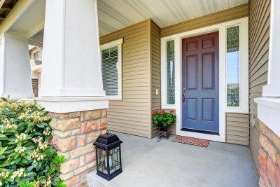 front - door